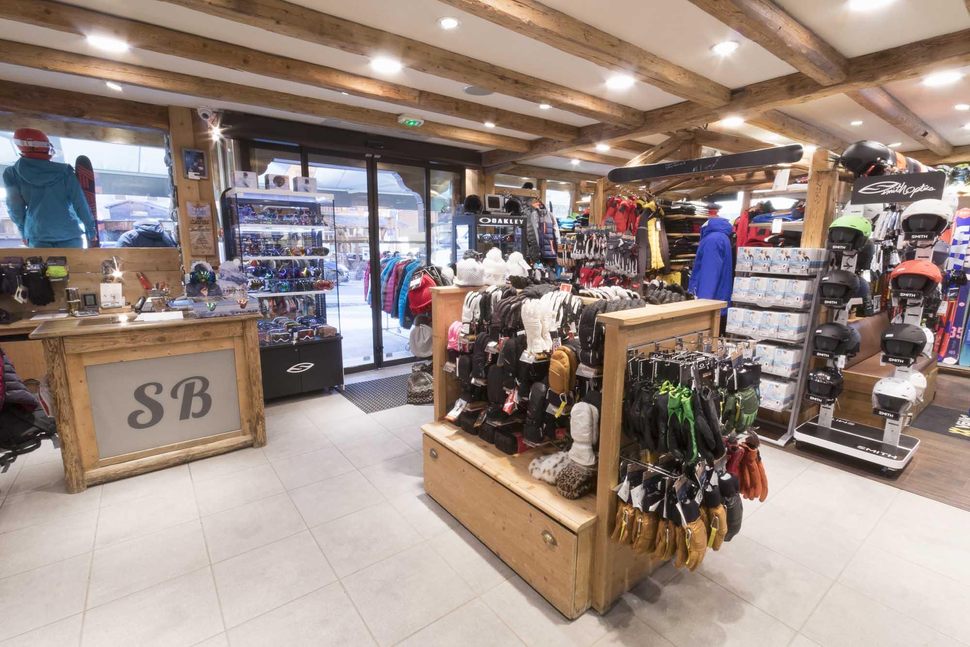 Magasin De Sports Sport Boutique La Clusaz