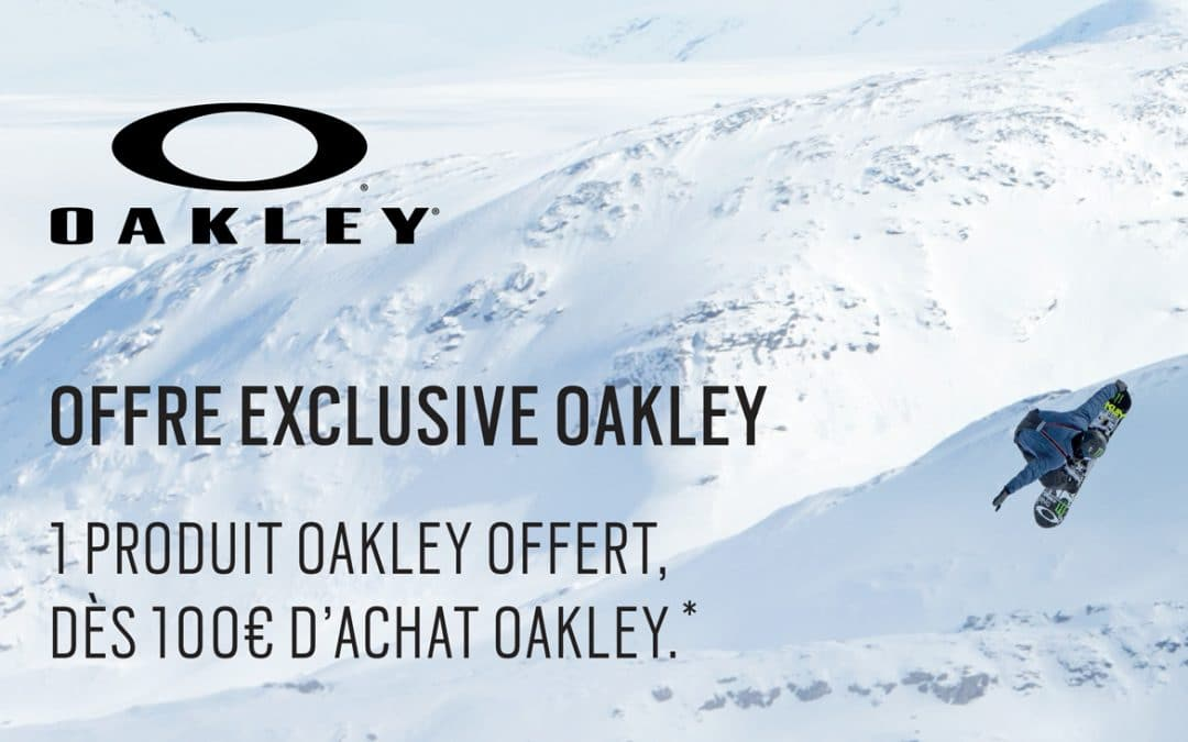 Test day for OAKLEY helmets and goggles
