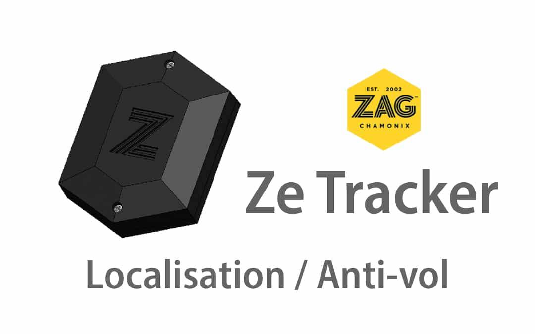 Système de localisation de ski Ze Tracker